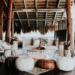 location mobilier lounge exotique