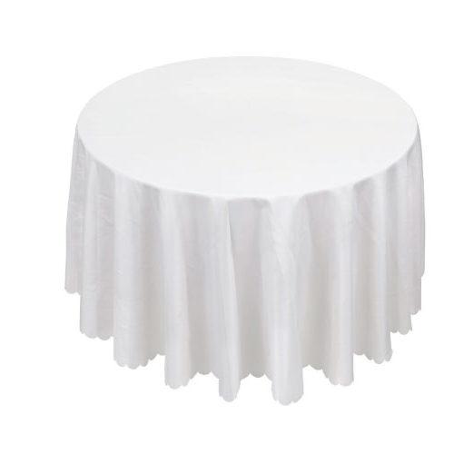 table et nappe de table 305cm