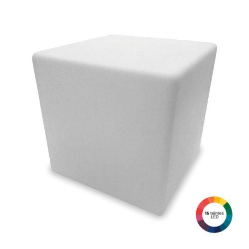 location cube lumineux cérémonie