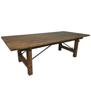 location table bois wood