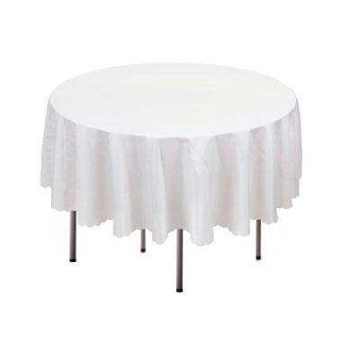 table et nappe de table 228cm