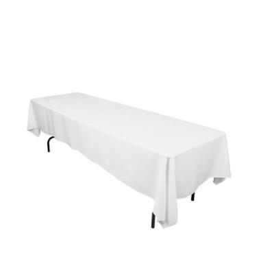 Nappe polycoton 175cmx300cm - Table Recto