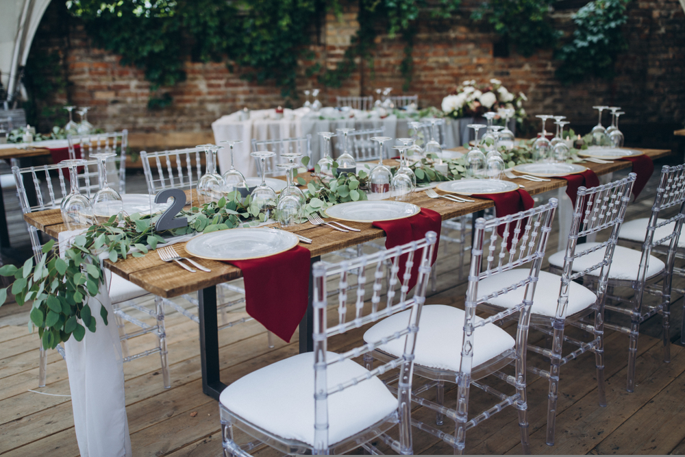 location chaise mariage