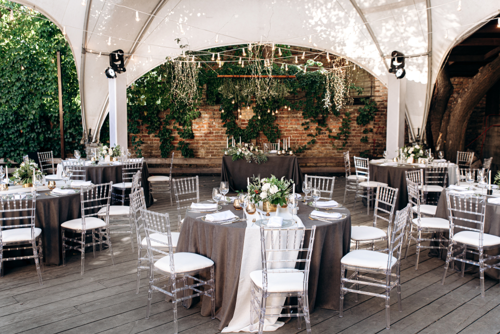 location table mariage ronde